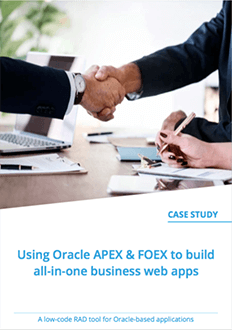 FOEX Success Stories: APEXIA