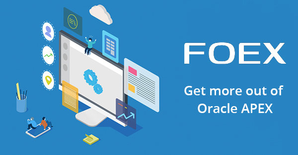 How to Enhance Oracle APEX with the FOEX Plugin Framework